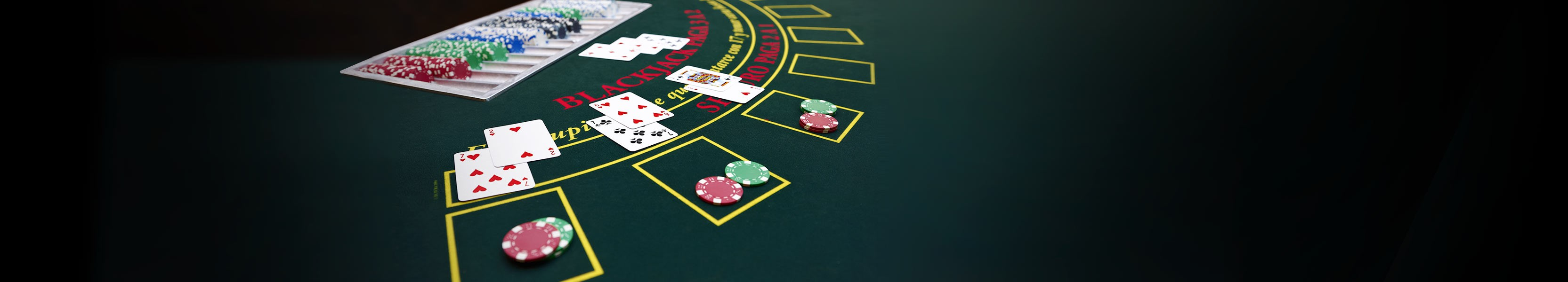 Zasady kasynowej gry blackjack
